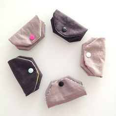 DIY couture : comment faire une pochette origami ?