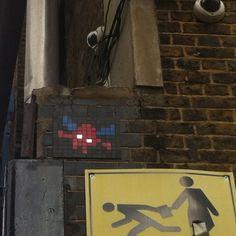 Spaceinvaders london