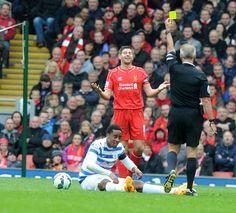 Liverpool 2-1 QPR: To Reds číslo 8 stále môže hrať a štyri ďalšie veci, ktoré sme sa naučili z Anfield Road - Liverpool Echo