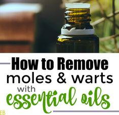 After sharing that my family successfully removed moles and warts at home with essential oils (instead of apple cider vinegar), MANY of you have asked me for more specifics. This post makes that communication easy, as it's all written down step-by-step. Clove Essential Oil, Essential Oil Uses, Essential Oil Wart Remover, Best Wart Remover, Yl Oils, Doterra Essential Oils, Doterra Blends, Young Living Oils, Young Living Essential Oils