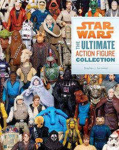Star Wars: The Ultimate Action Figure Collection by Stephen J. Sansweet (Author) http://amzn.to/296a8n0