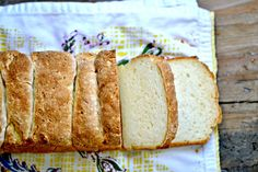 Get the recipe for this never fail gluten free bread: Japanese Milk Bread, the softest gluten free bread you'll ever taste! Step by step photos and recipe