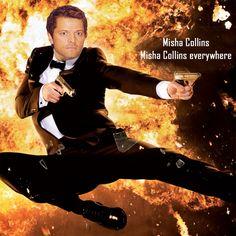 Misha Collins mishapocalypse