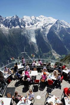 Chamonix Mont-Blanc, France  ♥ ♥ www.paintingyouwithwords.com