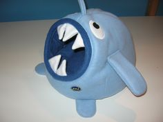 Kék szörnyecske