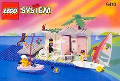Lego Paradisa Cabana