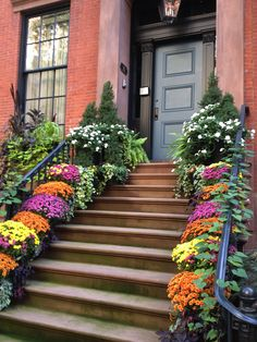 Greenwich Village NYC in October