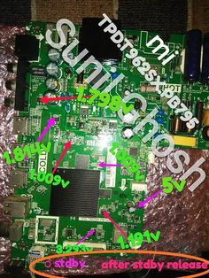 Sony Led Tv, Tv Led, Free Software Download Sites, Lcd Television, Tv Panel, Electronic Circuit Projects, Plasma, Circuits, Board