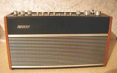 Hacker Vintage Radio