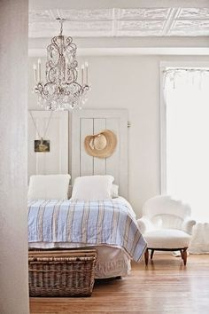 Time to Get Up, The Beach is Calling! See more at thefrenchinspiredroom.com