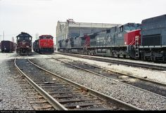 RailPictures.Net Photo: SP8186 Southern Pacific Railroad GE C44-9W (Dash 9-44CW) at Chicago, Illinois by Jason Cary