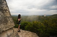 Views in Tikal National Park