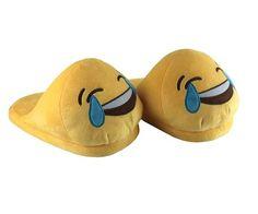 Emoji slippers! (Click for price)