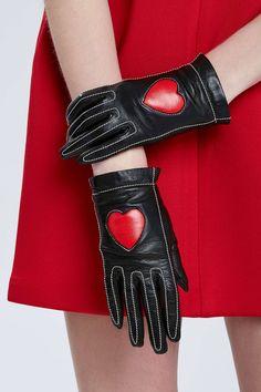 Leather Gloves ◆F&I◆