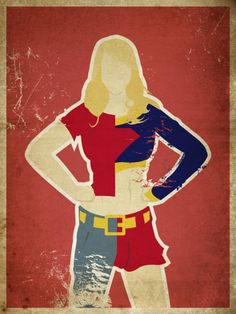 Supergirl by Danny Haas