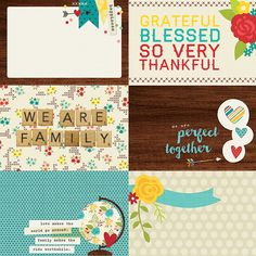 Horizontal Journaling Card Elements is part of Scrapbook Layout Project Life - 65 heavy weight paper Shipping MidAugust 2015 Project Life Freebies, Project Life Layouts, Project Life Cards, Travel Scrapbook, Scrapbook Albums, Scrapbook Cards, Printable Stickers, Planner Stickers, Free Stickers