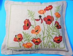 OUTSTANDING exceptionelly well done vintage by NORDICARTLINENS