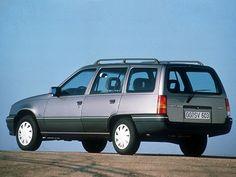 Opel Kadett Caravan (1989 – 1991).