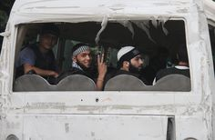 بعد قاعدة العراق طالبان باكستان تنجذب إلى سوريا