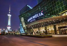 Gran Melia Hotel Shanghai (Shanghai, China)
