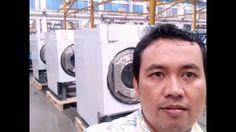 Mesin laundry hotel rs industri komersial satuan dan kiloan