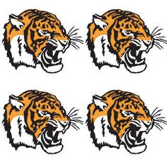 Our Tiger Head Temporary Tattoo are high quality and easy to use - apply them with water and remove them with either rubbing alcohol or tape.