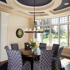 Dark Ceiling Design