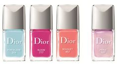 New Dior Make Up LE TRIANON 2014 Collection. A touch of Marie Antoinette's style