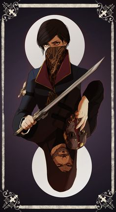 Dishonored Dishonored, Games, Emily the Witch, Corvo Attano, ayiwasdead Game Character, Character Design, Imagenes Dark, Emily Kaldwin, Playstation, Jeux Xbox One, Arte Steampunk, Dishonored 2, Bioshock
