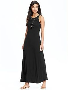 Womens Jersey Tank Maxi Dresses from Old Navy - size XL please!