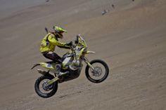 Cristián Naser Colombo - #Dakar2014 Foto: Emilio Mejías Rally, Motorcycle, Biking, Motorcycles, Motorbikes, Engine