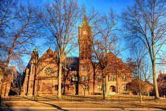(052/365) Mount Holyoke College