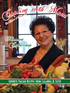 Calling all lovers of Roma Bakery! Meet the owner and author of Cooking with Mena, Mena Castriciano, at her upcoming book signing.