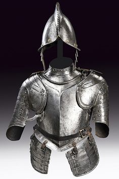 Buy online, view images and see past prices for A cavalry light half armour. Invaluable is the world's largest marketplace for art, antiques, and collectibles.