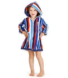 a1adde78e9 Terry Rich Australia   Childrens Beach Robe in Ocean