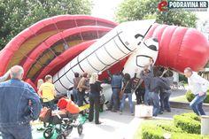 RODITELJI U PANICI FOTO Veliki tobogan raketa se ispuhao i poklopio djecu koja su se spuštala