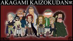 Akagami Kaizokudan by jimjimfuria1.deviantart.com on @DeviantArt
