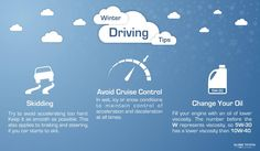 #TipOfTheDay: Be winter ready to #drive!