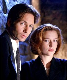 David Duchovny on The X-Files 3