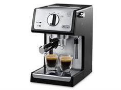 ECP 3420 Pump Espresso Machine Cappuccino