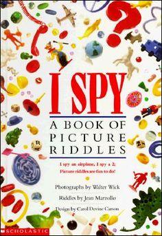 Jean Marzollo | author of I SPY