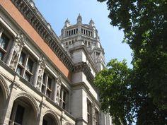 Albert and Victoria Museum, London