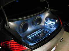 BMW Custom M6 System Installation