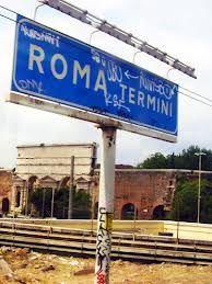 roma centrali train station - Google Search