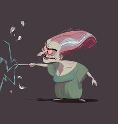Cecile Carre ★ || *Please support the Artists and Studios featured here by buying this and other artworks in their official online stores • Find us on www.facebook.com/CharacterDesignReferences | www.pinterest.com/characterdesigh | www.characterdesignreferences.tumblr.com |  www.youtube.com/user/CharacterDesignTV and learn more about #concept #art #animation #anime #comics || ★