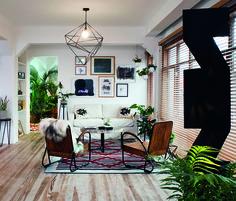 Loft Quince Mil - Casa Cor. Salas, Rooms