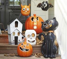 halloween pottery projects - Google Search