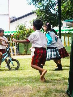 School in indonesia,lampung