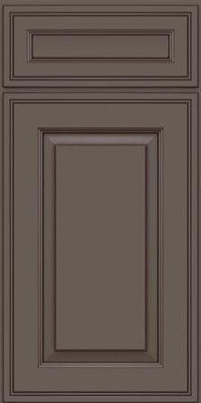 cabinet doors in greyloft   Merillat Masterpiece Cabinetry-Caliseo Maple Greyloft with Sable Glaze ...