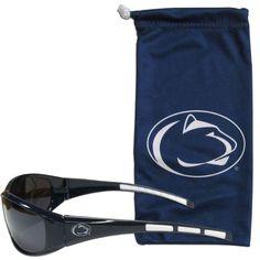 Penn St. Nittany Lions Sunglass and Bag Set